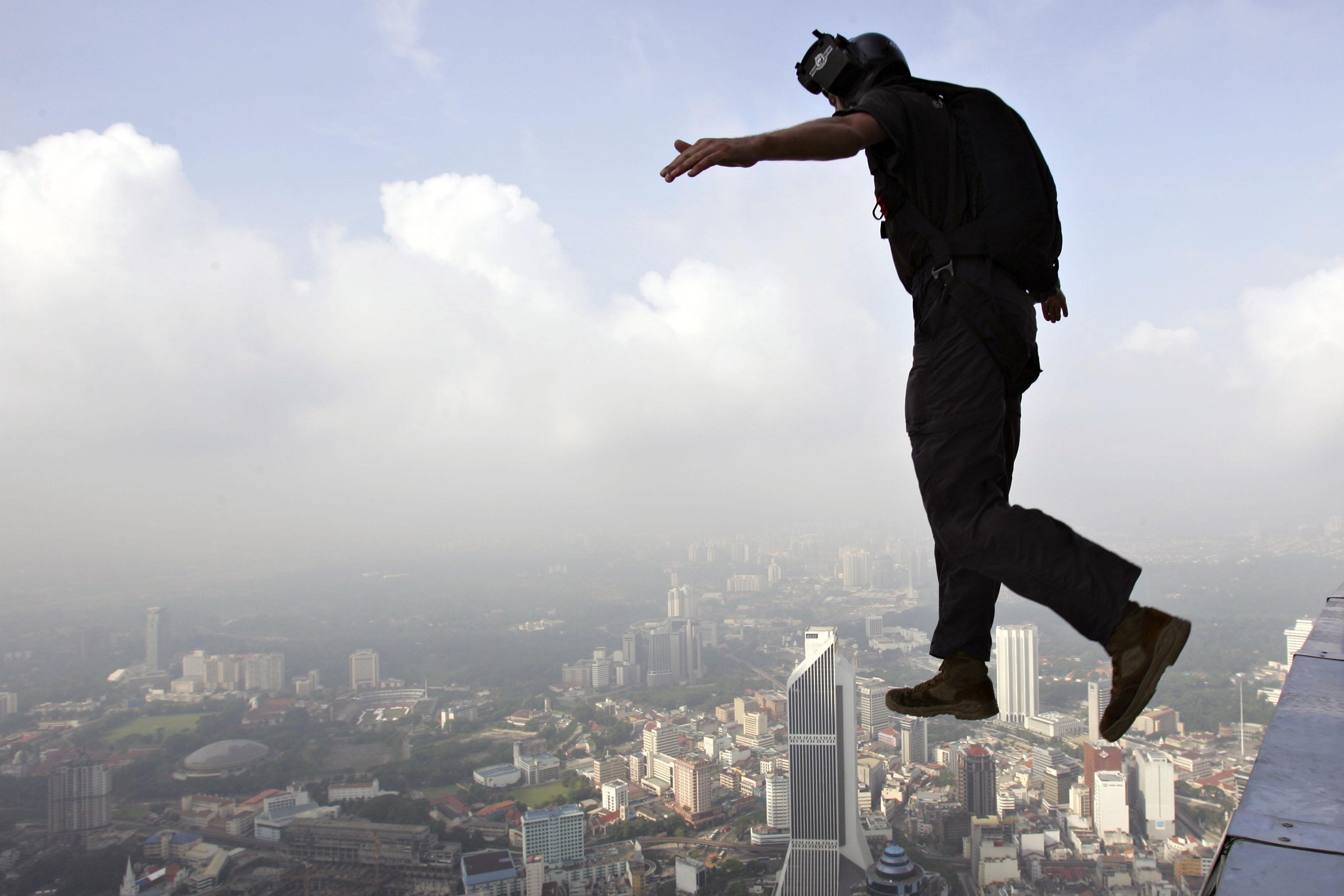 WTC Jumpers Phenomenon  American Free Press